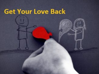 Wazifa For Getting Love Back